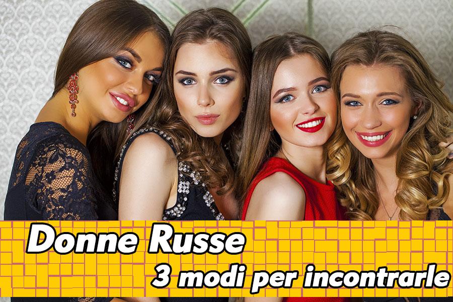 Come incontrare donne russe in Italia? 3 modi che funzionano